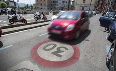 La DGT quiere aprobar la bajada de velocidad a 30 km/h en las ciudades antes de las elecciones