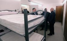 Ceniceros visitó obras en marcha o listas en Ezcaray, Ojacastro y Santurdejo