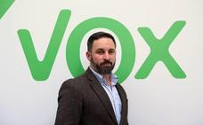Vox inicia una campaña en redes sociales para recaudar un millón de euros para las elecciones