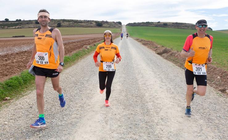 Media Maratón del Camino (II)