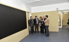 La ampliación del colegio de Albelda «mejora su funcionalidad y su seguridad»