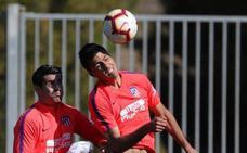 Rodri, infalible en el Atlético