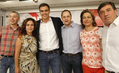 El PSOE riojano revive viejos fantasmas de división interna