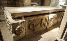 Santo Domingo sale de su sepulcro
