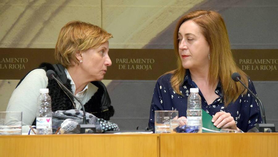 Las tres consejeras del Gobierno riojano dan su visión sobre femenismo, igualdad y retos