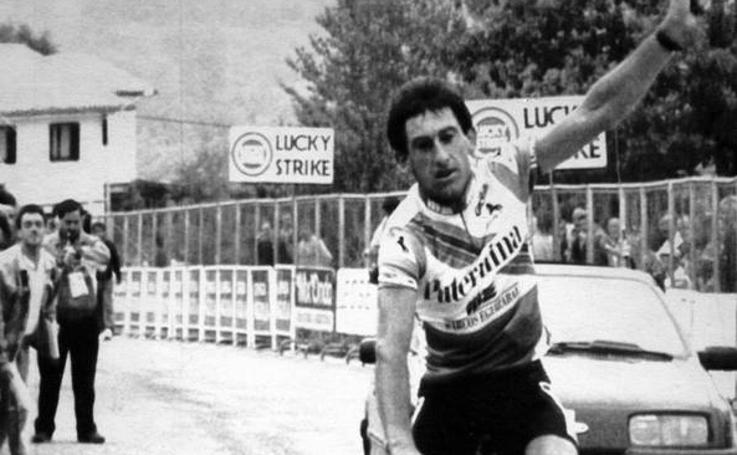 Los protagonistas de la histórica Vuelta Ciclista a La Rioja