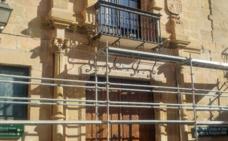 La cofradía del Santo arregla su casa