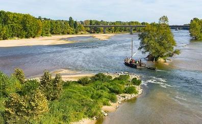 Tours, cultura, patrimonio e historia a orillas del río Loira