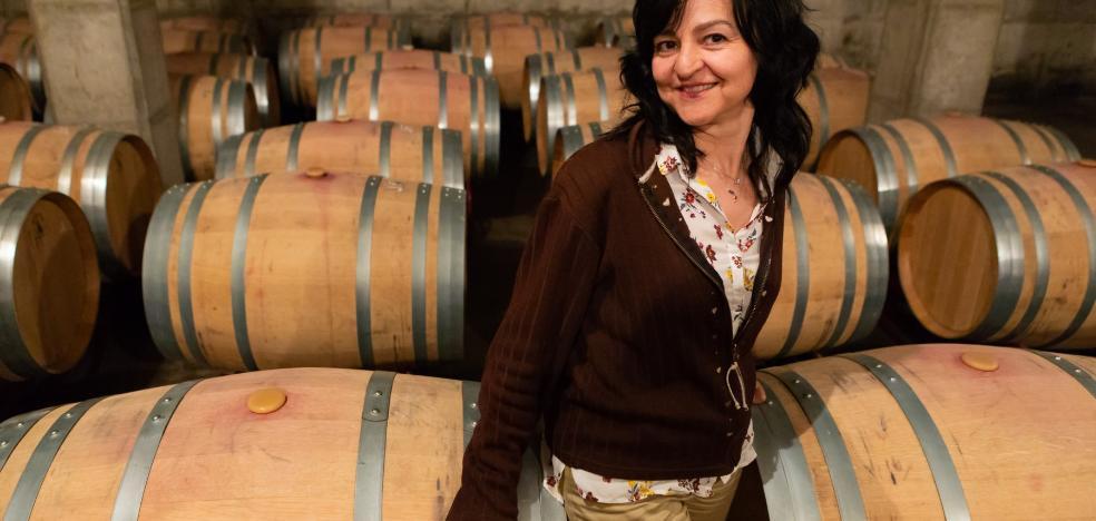 «Me gustan los vinos con 'Patorra', y creo que a muchas mujeres»