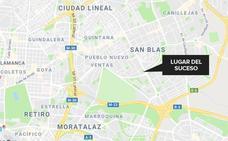 Un octogenerario mata a su mujer con una escopeta y luego se suicida en Madrid