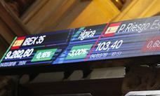 El Ibex 35 pierde los 9.200 puntos lastrado por el freno en la economía