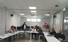 Los alumnos de la II Aceleradora de Empleo de Haro reciben una charla sobre comunicación