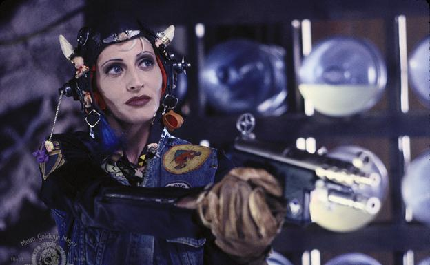 Lori Petty en 'Tank Girl'.