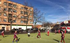 Se suspende un partido de niños de 8 años porque la entrenadora se niega a irse tras ser expulsada