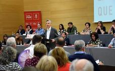 Luena y Aldama caen de las listas del PSOE a las Cortes en favor de Marrodán y De Pablo