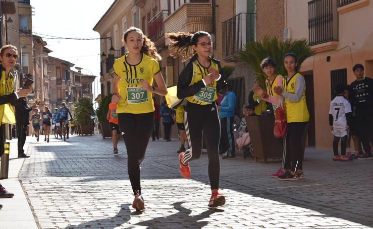 XIV Carrera popular Enoturismo de Aldeanueva de Ebro