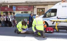 Menos accidentes y menos atropellos en Logroño
