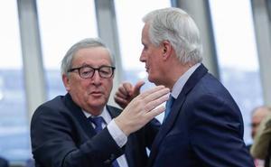 Barnier advierte de que la negociación del 'brexit' depende de Londres