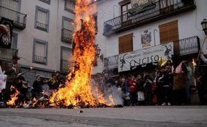 Enciso celebró su Carnaval Tradicional