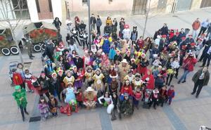 Bañares celebró su Carnaval