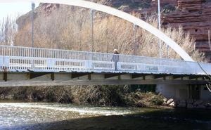 Nájera colorea sus tres viaductos