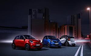 Smart Urbanshadow Edition, los últimos de gasolina
