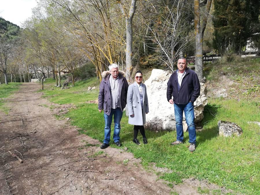 Finalizan las obras de mejora en las campas de San Felices