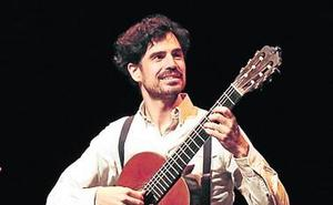La UNIR financia un concierto del guitarrista Pablo Sáinz Villegas en Santo Domingo