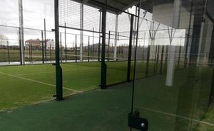 El buen tiempo en febrero atrae a los usuarios a utilizar las instalaciones deportivas