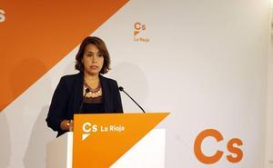 La concejal logroñesa María Luisa Alonso, número uno de Ciudadanos al Congreso