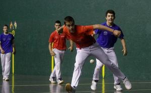 Más de 300 pelotaris participarán en el Torneo de la Fundación Caja Rioja