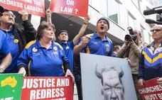 La condena al cardenal Pell le mantendrá en prisión al menos hasta 2022