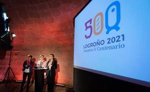 Una comisión interadministrativa gestionará el V Centenario de Logroño