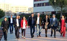 Sánchez reclama en Logroño una mayoría «contra las tres siglas de la derecha»