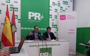 El PR+ y UPyD firman un acuerdo de integración en las listas al 26 M