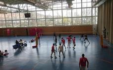 El Voleyviña juega dos partidos a la vez y en ciudades distintas
