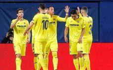 El Villarreal se hace fuerte en Europa