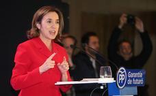 Gamarra, cabeza de lista del PP al Congreso