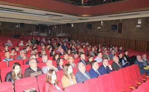 El 'Villegas' celebró el acto institucional de su 50 aniversario