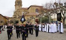 Exaltación de bandas de Semana Santa en Santo Domingo de la Calzada