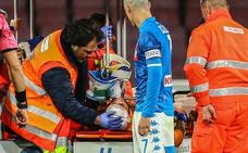 David Ospina se desploma durante un partido pero está fuera de peligro