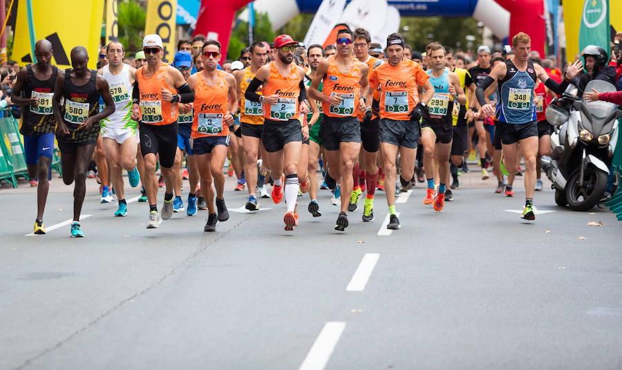 Logroño, sede del Nacional de maratón para veteranos