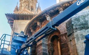 García Metola aplaude la nueva aportación económica a la catedral del 1,5% Cultural