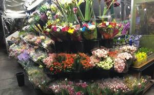 Las flores de amor y las floristerías