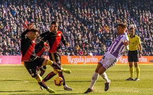 Valladolid y Rayo Vallecano impiden a los jugadores de sus plantillas representar a Cataluña
