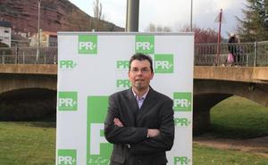 Jesús Arza será cabeza de lista del Partido Riojano a la Alcaldía de Nájera