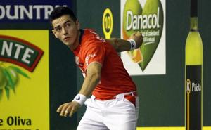 Rubén Salaverri se gana la segunda oportunidad