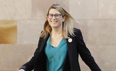Artadi y Borràs oficializan su salida del Ejecutivo catalán
