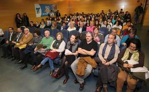 Un homenaje entre amigos al guionista logroñés Rafael Azcona