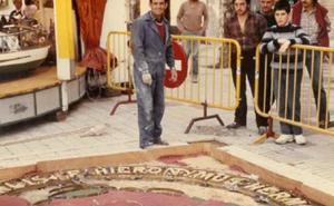 La Retina: decorando el Espolón de Santo Domingo
